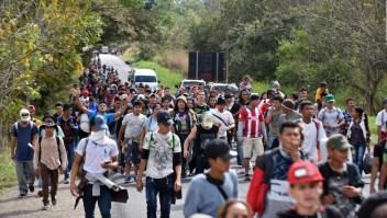 Médicos Sin Fronteras denuncia violencia contra migrantes