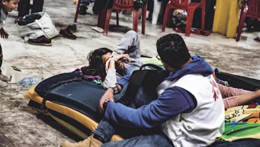 Médicos Sin Fronteras: Migrantes sufren violencia en México