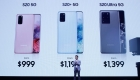 Así es el nuevo Galaxy S20 de Samsung