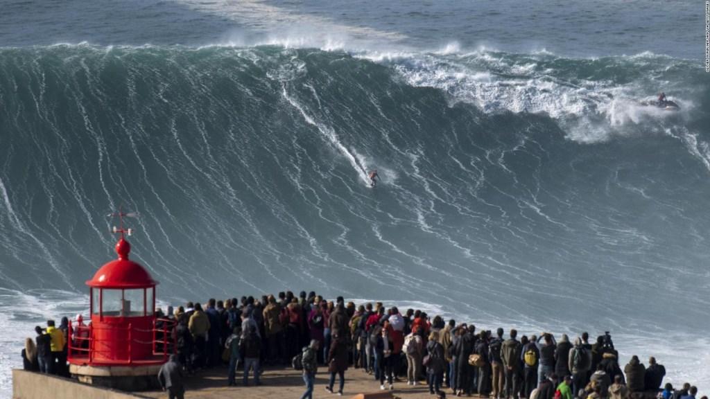 Surfista Alex Botelho sufre accidente durante competencia