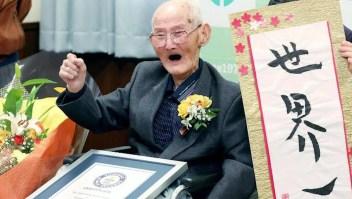 Conoce al hombre vivo más viejo del mundo