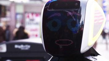 Este robot ayudaría a detectar síntomas por coronavirus