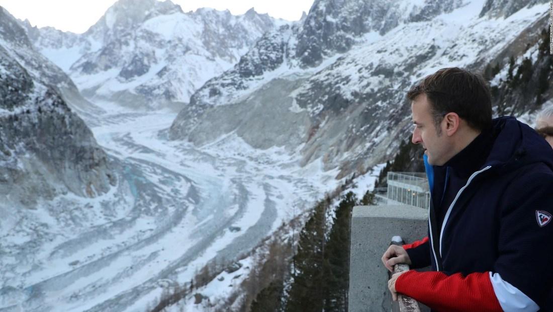 Así intenta Francia proteger el Mont Blanc