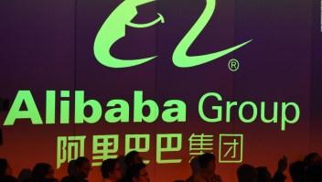Alibaba: ventas aumentan un 40%