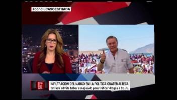 Infiltración del narco en la política guatemalteca