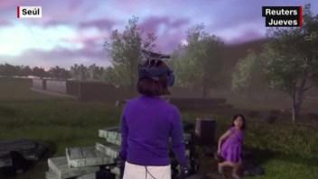 Conmovedor encuentro virtual entre madre e hija fallecida