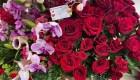 9 de cada 10 flores para San Valentín entran por Miami