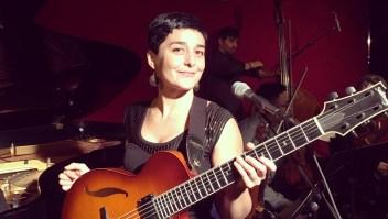 El jazz sanador de Camila Meza