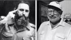 La verdad de la relación entre Hemingway y Fidel