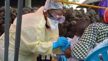 Hito alentador en la lucha contra el ébola