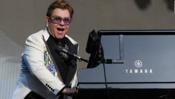 El agradecimiento de Elton John a sus fanáticos