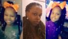 Investigan la muerte de una mujer y sus dos hijas