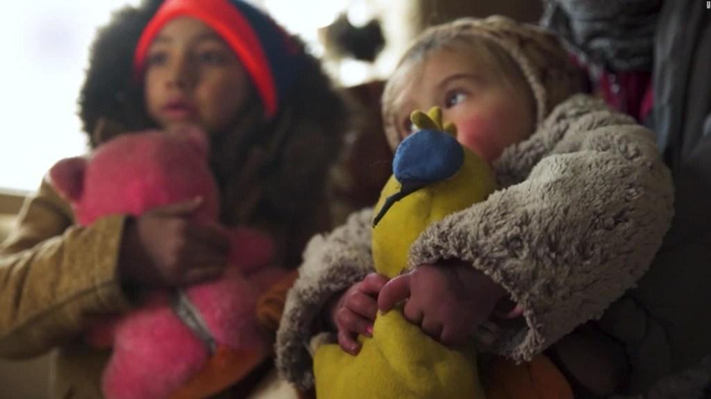 Siria: estos niños solo conocen la guerra y el sufrimiento