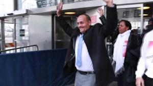 Un hispano preso por 25 años demostró que era inocente