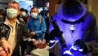 Coronavirus: China quema y desinfecta billetes