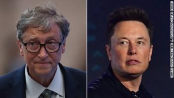 Musk reacciona ante el Porsche eléctrico de Bill Gates