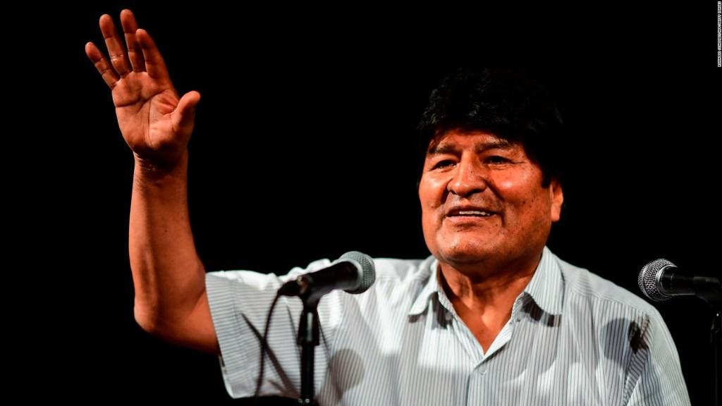 Morales podría ser inhabilitado como candidato a senador
