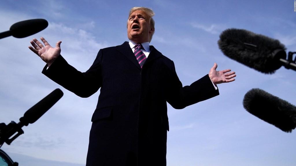 Trump dice que no quiere ayuda en las elecciones