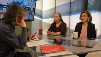 Marcela Lagarde: Celebro que las universitarias alcenla voz por todas las mujeres