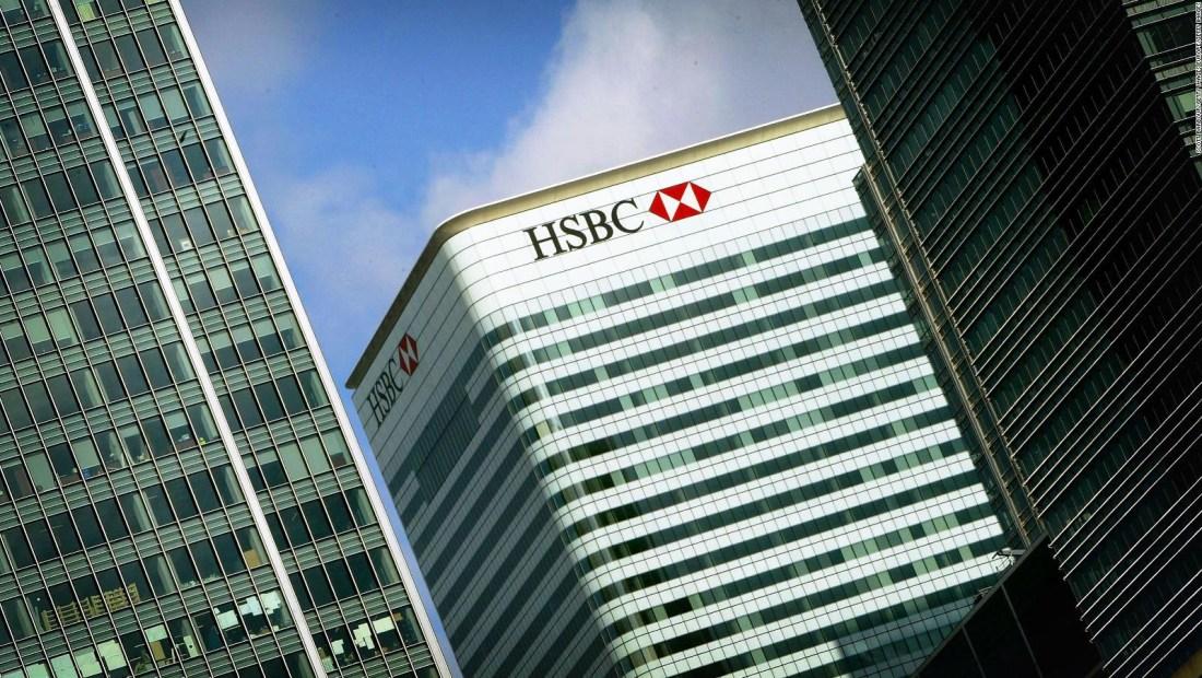 HSBC planea recortar 35.000 empleos
