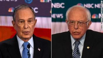 Posibilidades de Michael Bloomberg de llegar a la Casa Blanca.