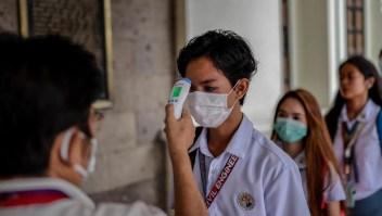 El coronavirus en incubación podría no detectarse con la temperatura