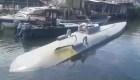 """Panamá detuvo un """"submarino"""" con cinco toneladas de droga"""
