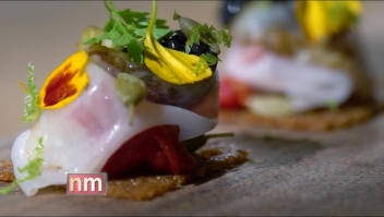"""""""Salt"""": Un restaurante que ha renovado la cocina húngara a base de hierbas y plantas silvestres"""