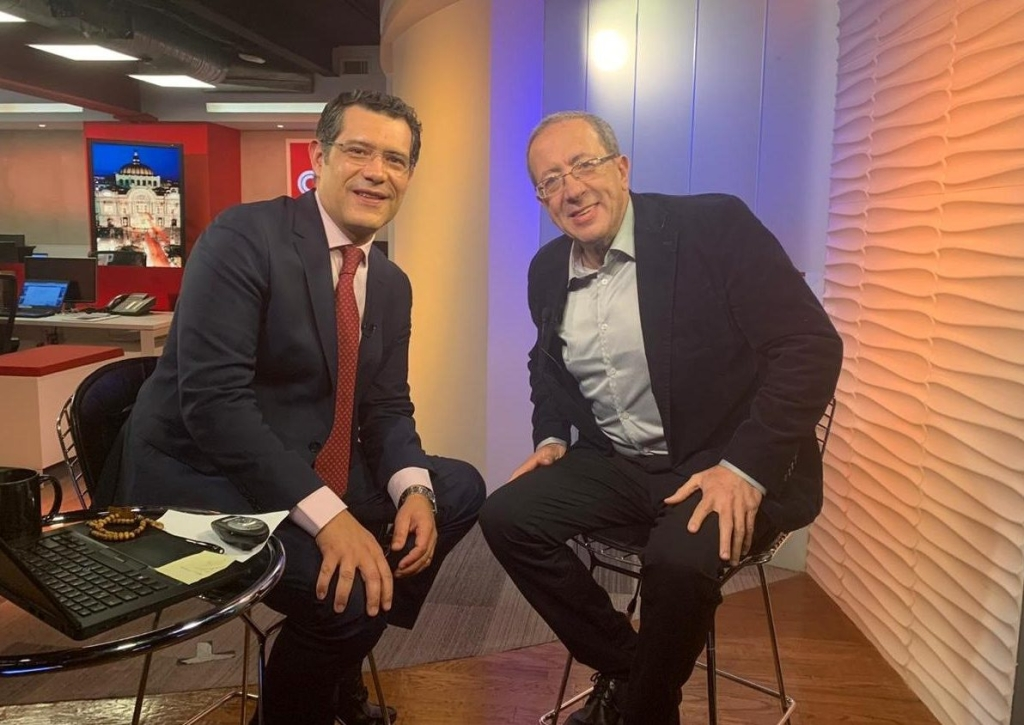 José Levy explica cómo ha cambiado el periodismo en 30 años