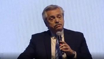 Argentina: Alberto Fernández dijo que el FMI le dio la razón