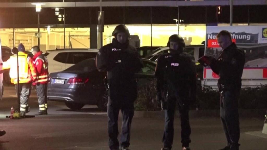 Alemania en alerta: policía investiga acto de terrorismo
