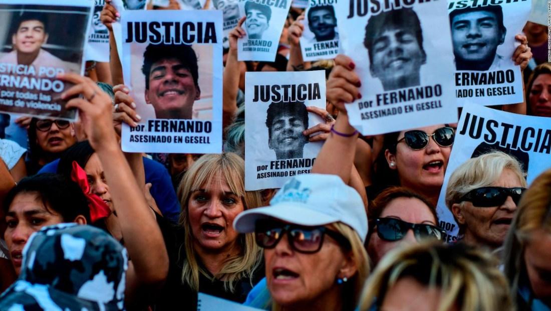 Lo que debes saber del asesinato del joven Fernando Báez