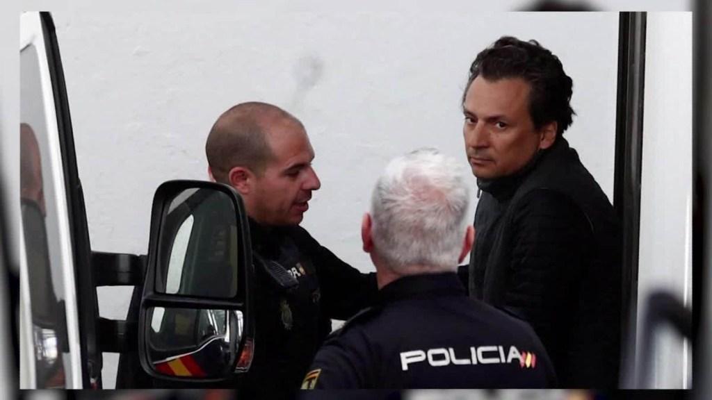 México aún no completa solicitud de extradición de Lozoya