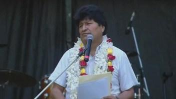 Tribunal Electoral: Evo Morales no podrá ser candidato
