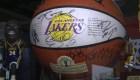 La enorme colección de un latino sobre Kobe Bryant