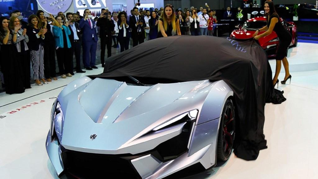 Esta será la primera fábrica de hiperautos de lujo de Dubai