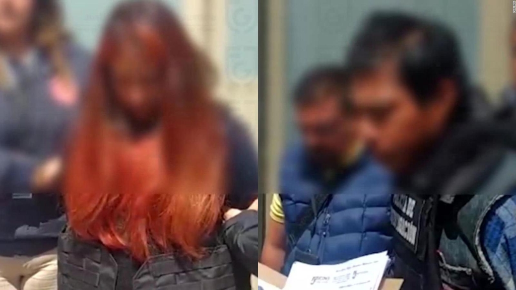 Los presuntos homicidas de Fátima fueron trasladados a cárceles en Ciudad de México