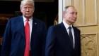 Inteligencia de EE.UU: dice que Rusia busca ayudar a reelección de Trump