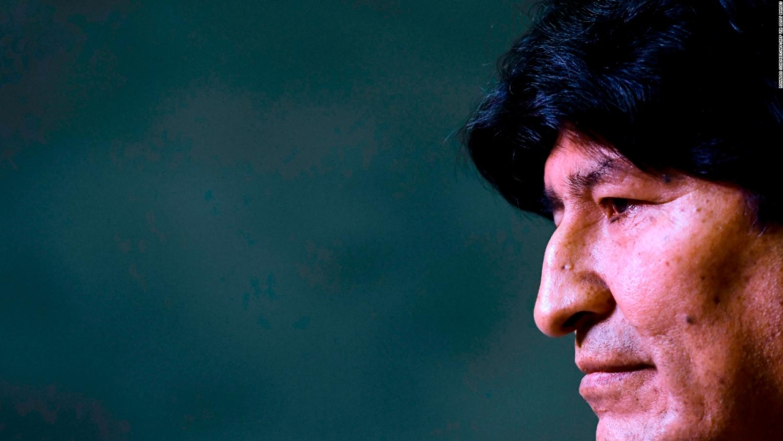 Los abogados de Evo Morales temen que lo maten