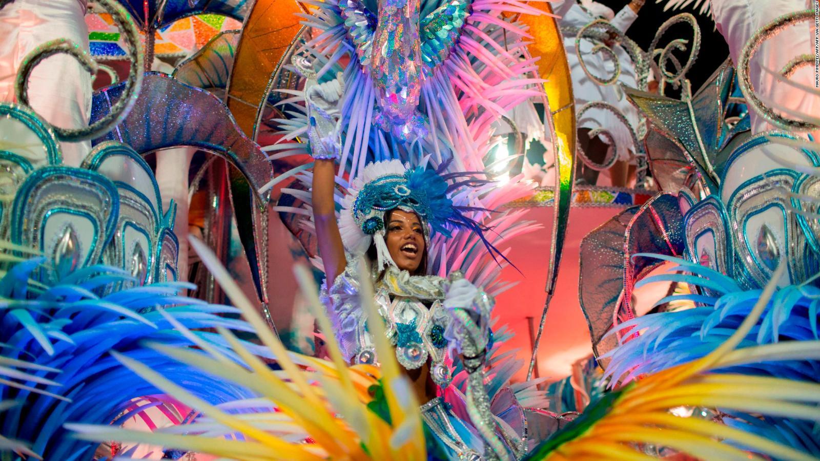 Alcalde de Río de Janeiro anuncia cancelación de desfile de carnaval de julio