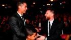 Cristiano Ronaldo y Lionel Messi, los genios del fútbol mundial