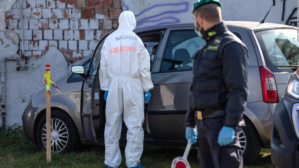 Italia: la vida en las ciudades afectadas por coronavirus