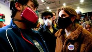¿Las máscaras ayudan a contener el coronavirus?