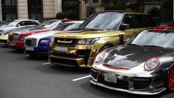 ¿Tener un auto costoso te hace ser un patán?