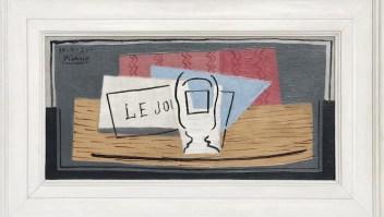 Rifan Picasso valorado en  US$1 millón