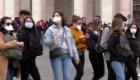 El coronavirus impacta el turismo en Italia