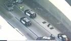 Persecución policial a coche fúnebre