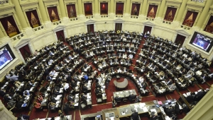 Reforma jubilatoria: las críticas de la oposición a la media sanción. (Foto de Télam).