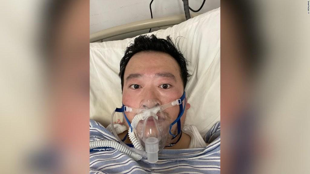 Este médico chino intentó salvar vidas, pero fue silenciado. Ahora tiene coronavirus