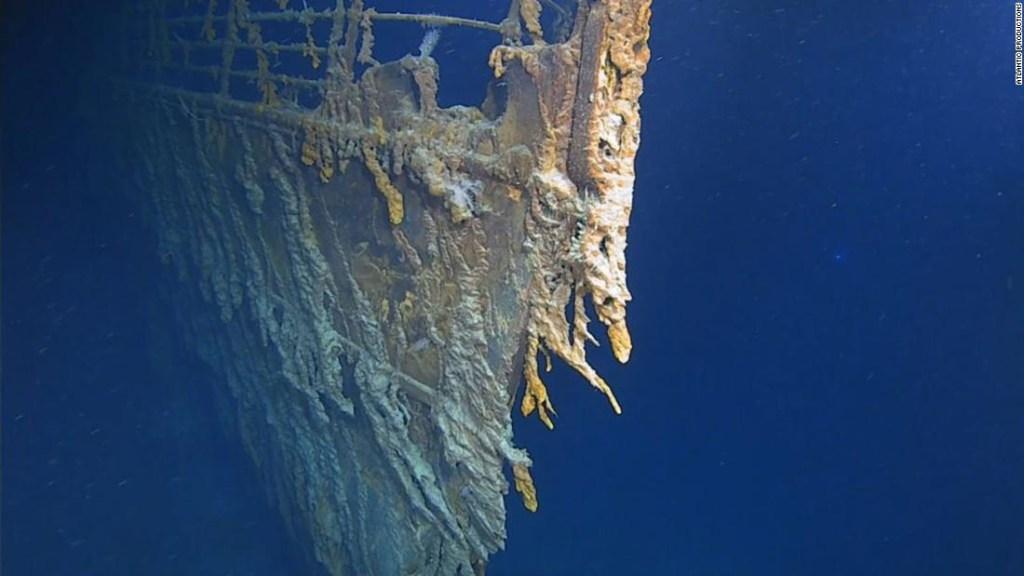 Titanic radio famosa